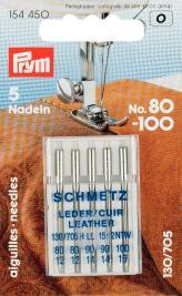 """90 Prym 154412 Schmetz Prym Nähmaschinennadeln 130//705 /""""Standard/"""""""
