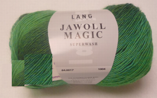 Jawoll Magic superwash